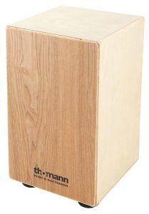 Avis et test du cajon Thomann junior 1